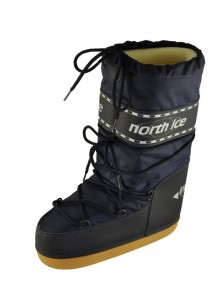 DOPOSCI MOONBOOT BLU