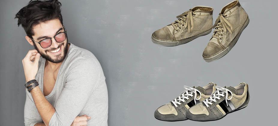 sneakers;